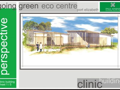 GOING GREEN ECO CENTRE - CLINIC BUILDING 1