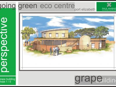 GOING GREEN ECO CENTRE - GRAPE BUILDING 1